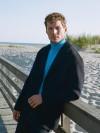Пальто-пиджак из шерсти и кашемира