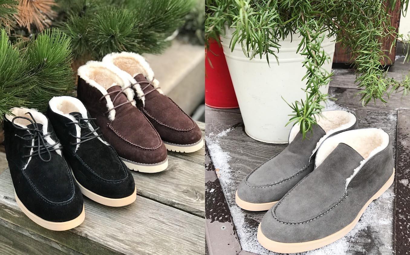 История первой обувной капсулы 12Storeez