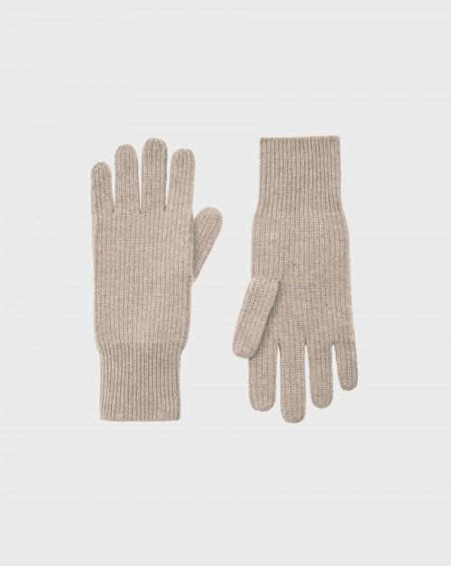 Перчатки из кашемира и шерсти