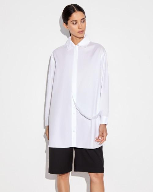 Рубашка с планкой
