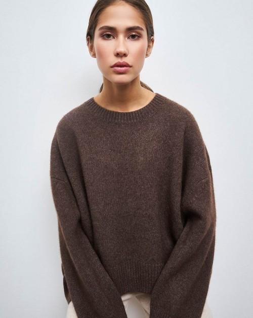 Джемпер из 100% superior mongolian cashmere